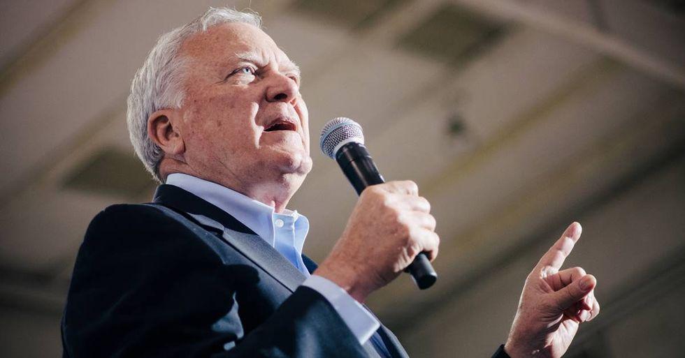Georgia Governor Will Veto Anti-LGBT 'Religious Freedom'Bill