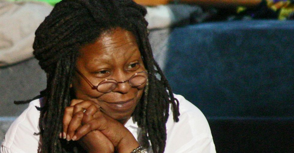 Whoopi Goldberg to Release Cannabis-Infused Products to Help Menstrual Pain
