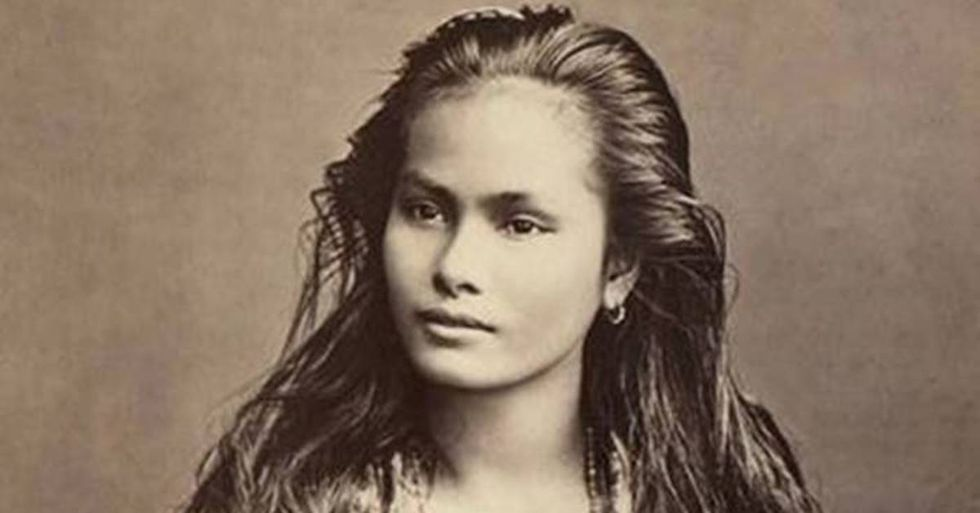 15 100-Year-Old Photos That Prove Beauty is Timeless
