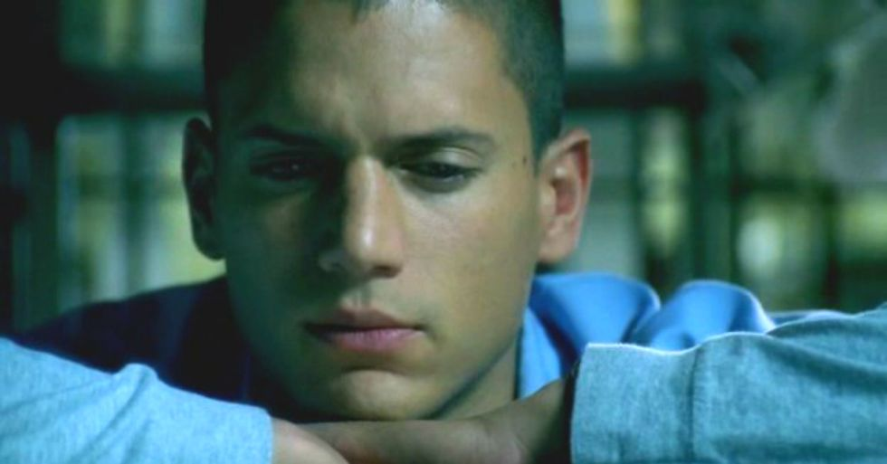 Wentworth Miller Uses A Fat-Shaming Meme To Share An Empowering Message About Depression