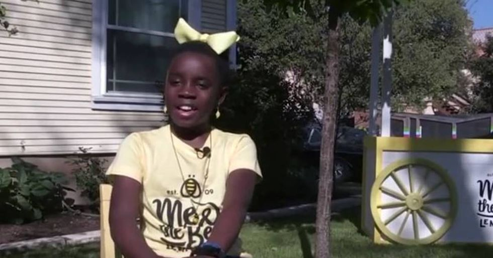 11-Year-Old's Passion for Bees Leads to a Multimillion Dollar Deal with Whole Foods
