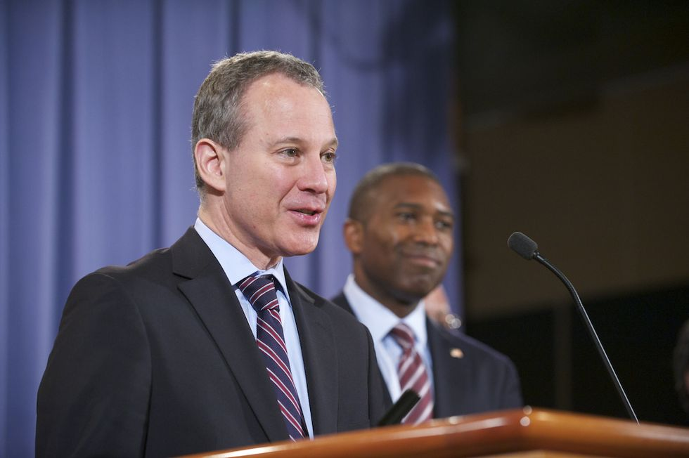 Attorneys General Coalition Takes on Big Oil Over Climate Change