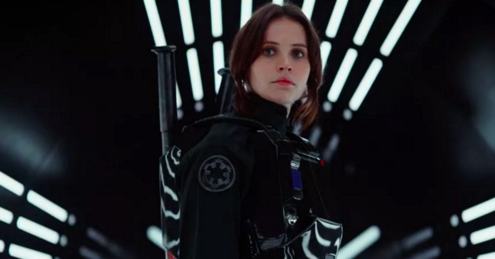 Rogue One Trailer Shows Women Own the Star Wars Franchise Now