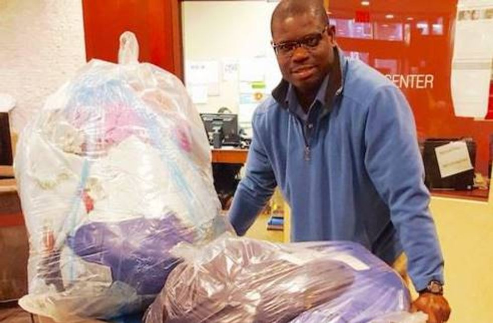 Laundromat Owner Provides Laundry Service to 75 Homeless Families