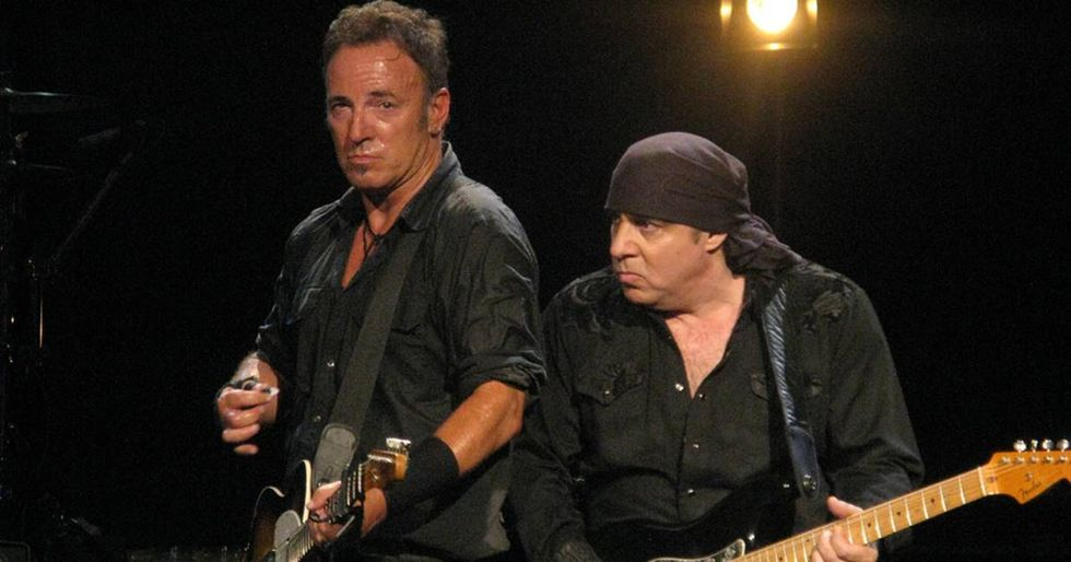 Bruce Springsteen Cancels North Carolina Concert to Protest its Anti-LGBT Bill
