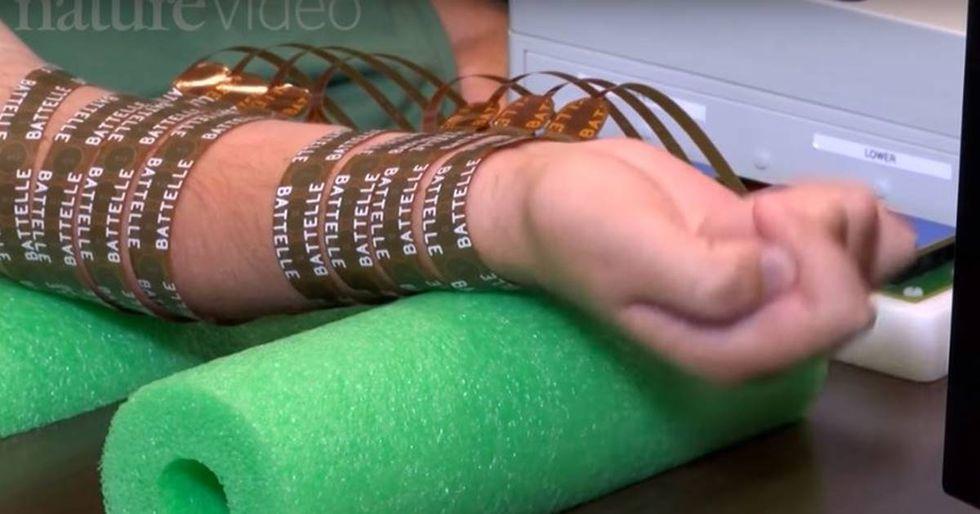Researchers Help a Paralyzed Man Regain Hand Movement Through Neural Bypass Thechnology