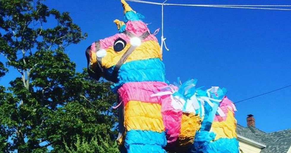 The Nipyata is a Piñata Filled with Alcohol