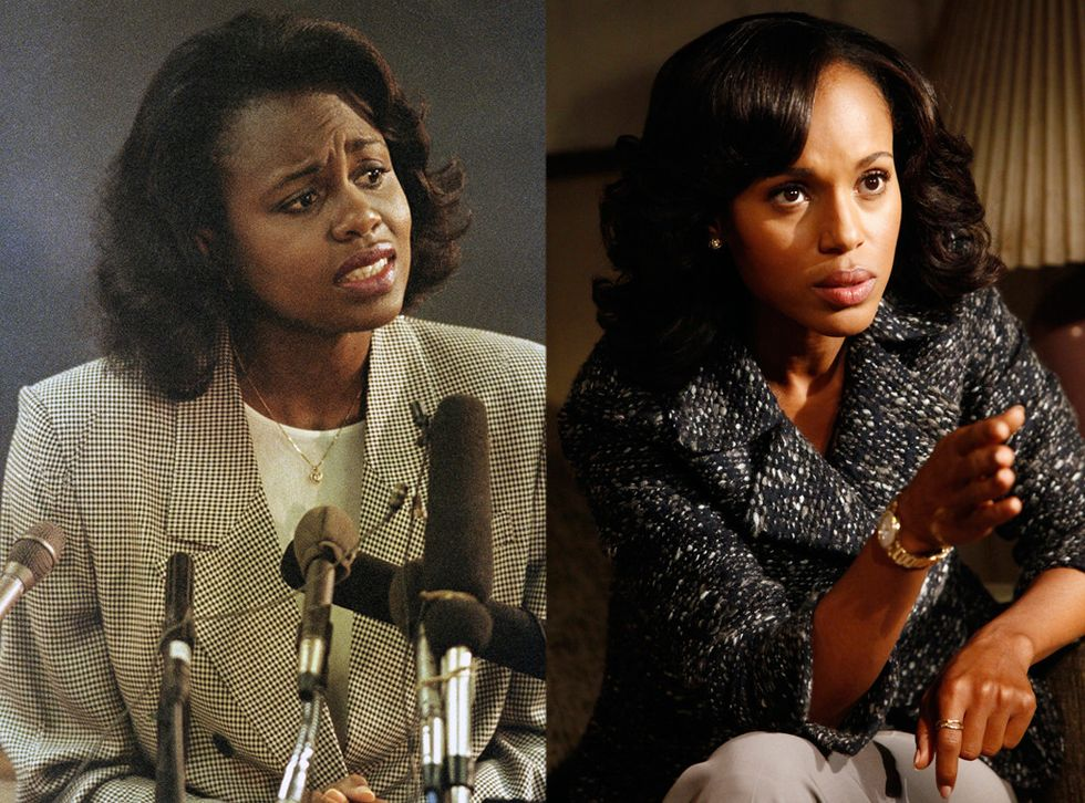Kerry Washington TalksConfirmationAnd What Anita Hill Means To History
