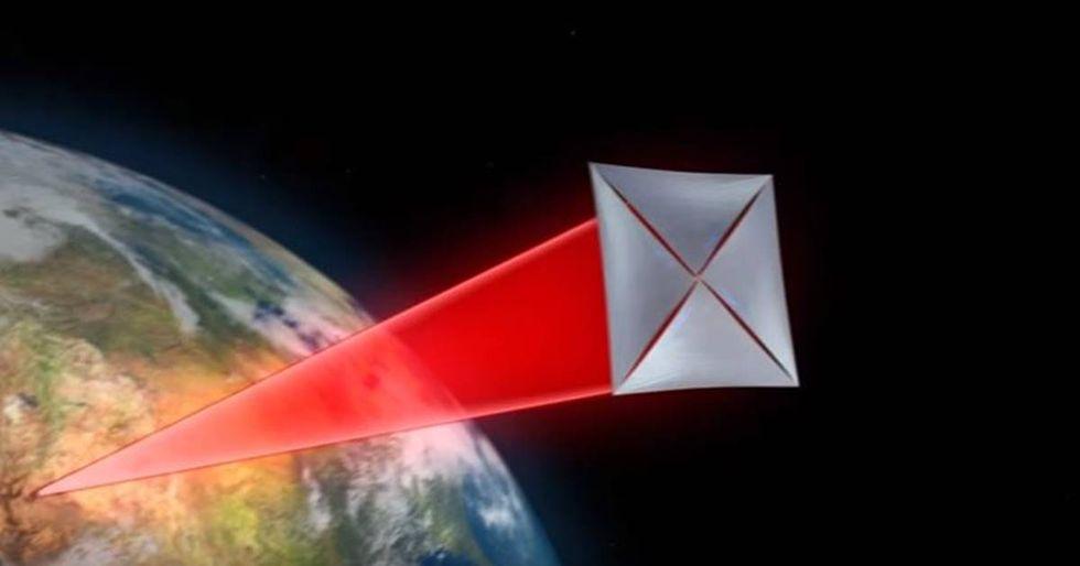 TheBreakthrough Starshot Program Aims to Send 'Nanocrafts' to Alpha Centauri