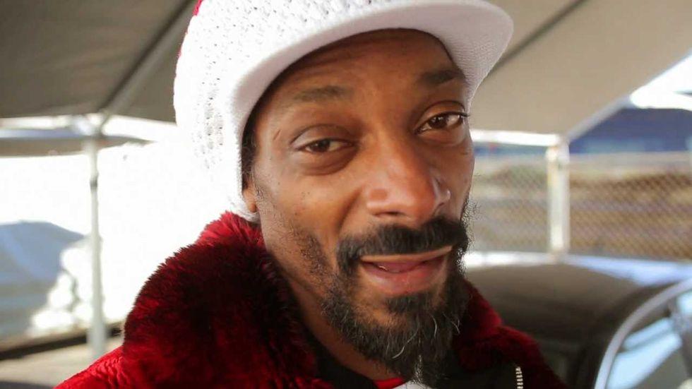 Why Snoop Called Schwarzenegger a Racist Punk