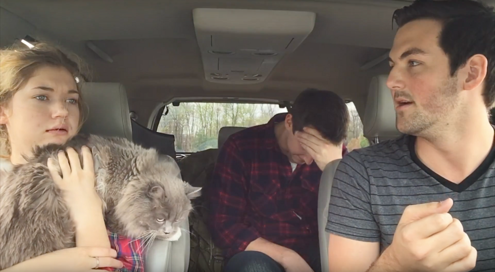Brothers Pull an Amazing Zombie Apocalypse Prank on Their Sister