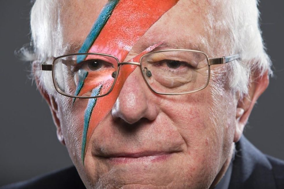 Berniechella Is Real And It's Happening And You Can Go