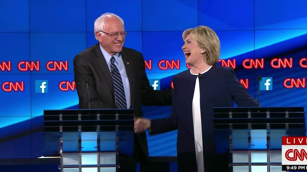 These Are The Questions New Yorkers Most Want Answered About Sanders And Clinton