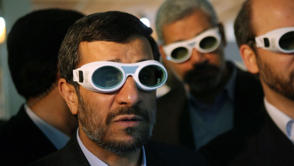 Iran's Captain Of Crazy Might Be Making Another Play For The Presidency