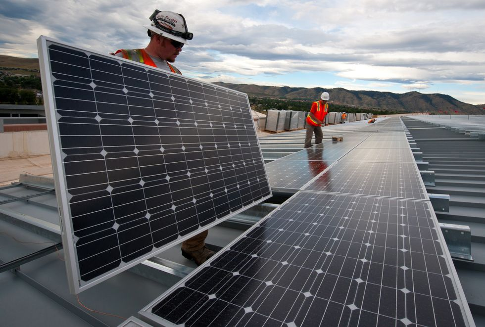 Study Finds Nearly Half of All Power Could Come From Rooftop Solar Panels