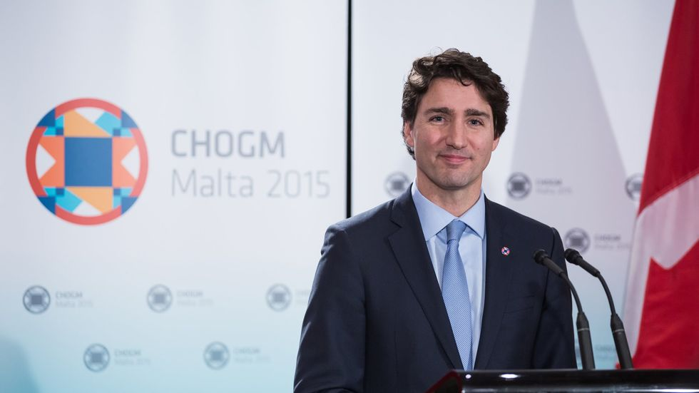 Canada's Prime Minister Justin Trudeau Nails Question On Quantum Computing