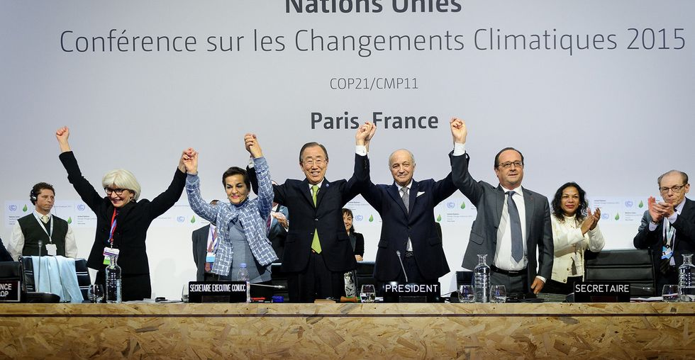 Your Biggest Questions About The Paris Agreement Climate Pact, Answered