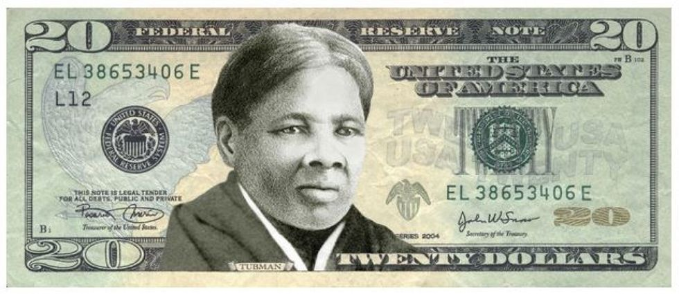 Harriet Tubman Is The New Face Of The $20 Bill –And That Means A Lot