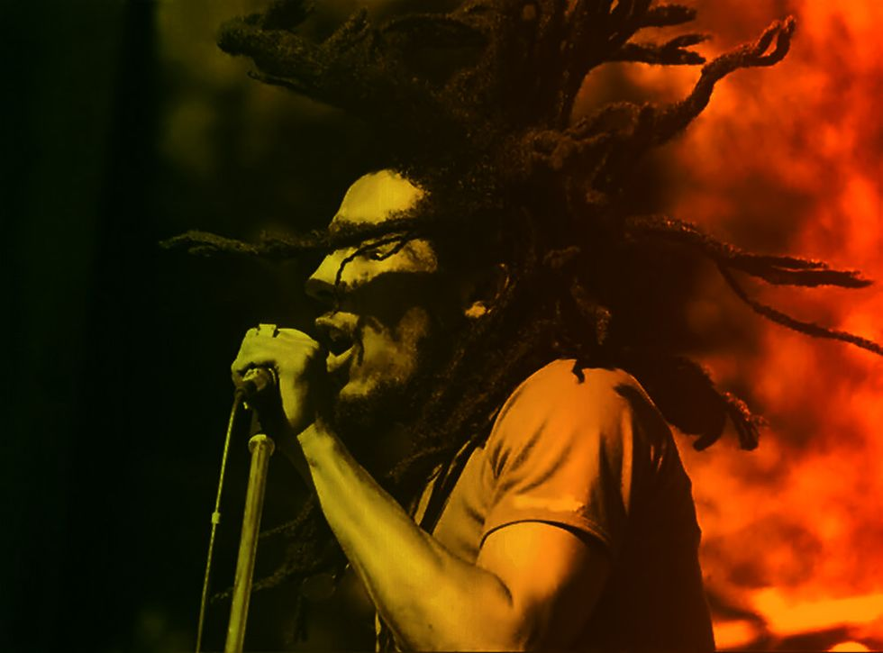 Snapchat is Celebrating 420 With This Embarrassing Bob Marley 'Blackface' Lens