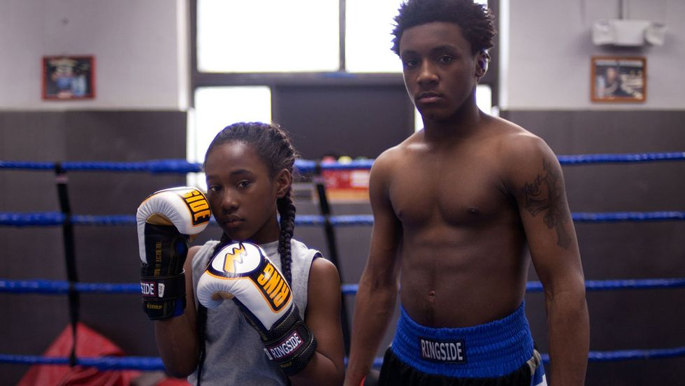 The Trailer For The Fits Showcases A Tween Caught Between Her Love Of Boxing And Dancing