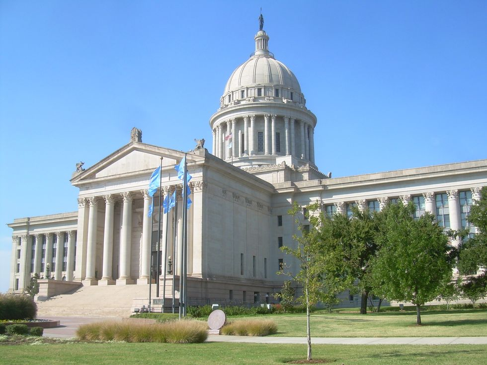 Oklahoma Ruling Says Forced Oral Sex OK If Victim Passed Out From Drinking