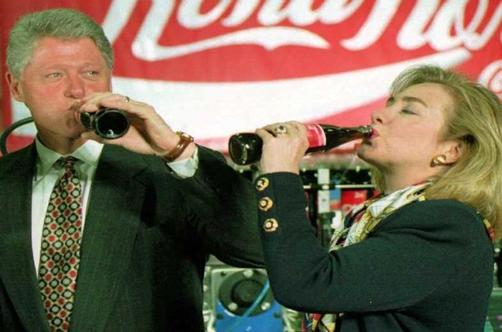 Bernie Sanders vs. Hillary Clinton In The 2016 Soda Showdown