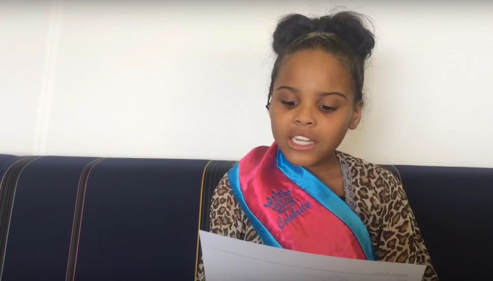 Obama Accepted An 8-Year Old Activist's Invitation To Flint