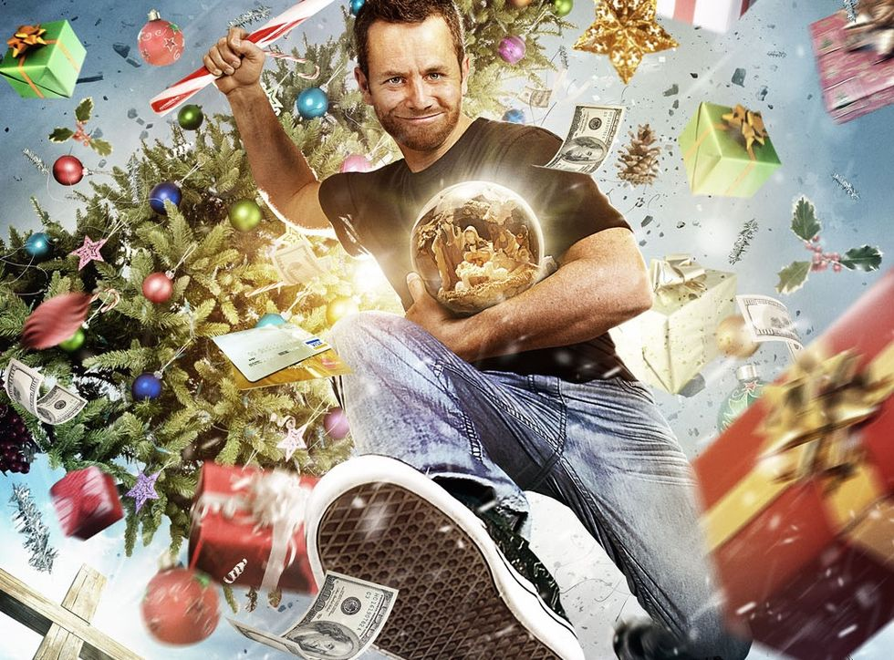 Being Married To Kirk Cameron Sounds Great As Long As You're Kirk Cameron