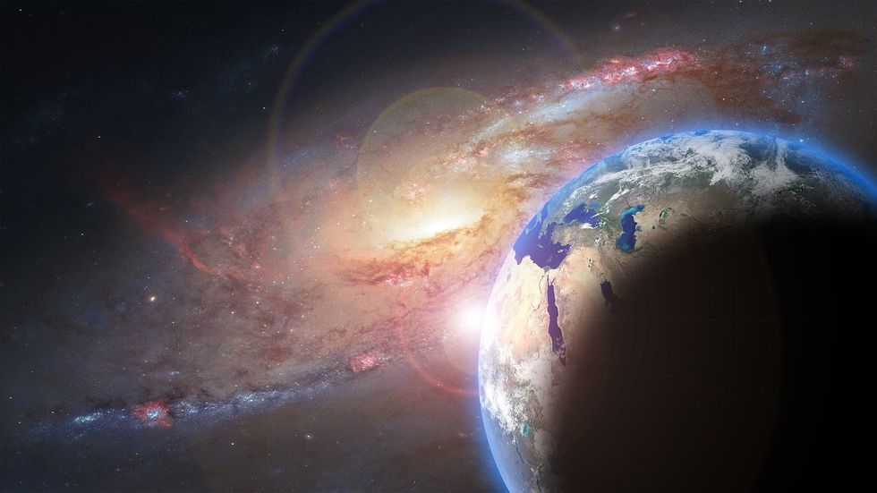 Scientists Almost Certain Advanced Life On Other Planets Has Existed At Some Point