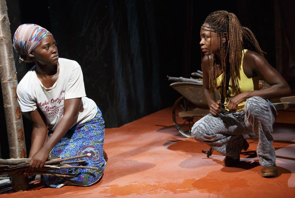Lupita Nyong'o'sLenny LetterEssay Is One More Example Of Hollywood Failing At Diversity
