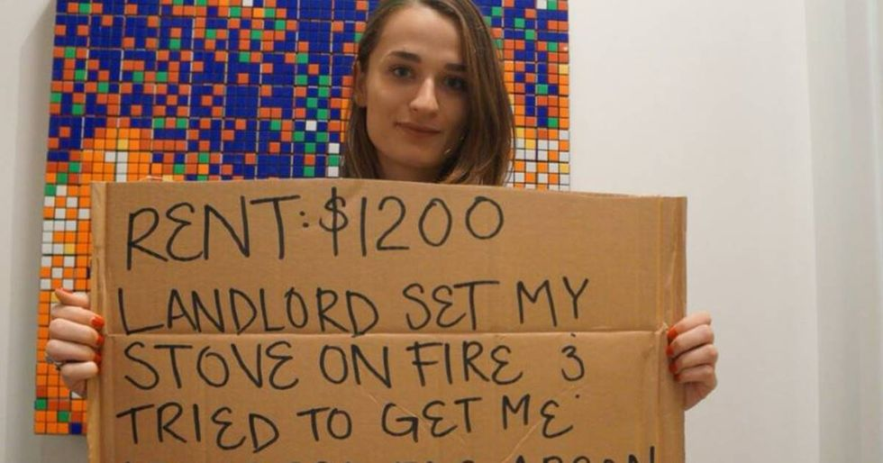 Renters Are Fighting Back Against Their Landlords Through #VentYourRent