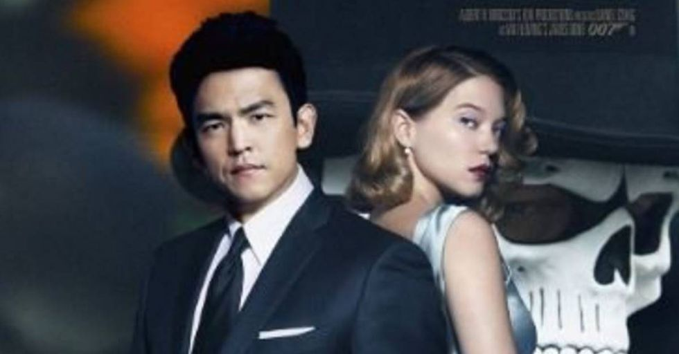 #StarringJohnCho Aims To Stop Hollywood's Whitewashing Of Asian Characters