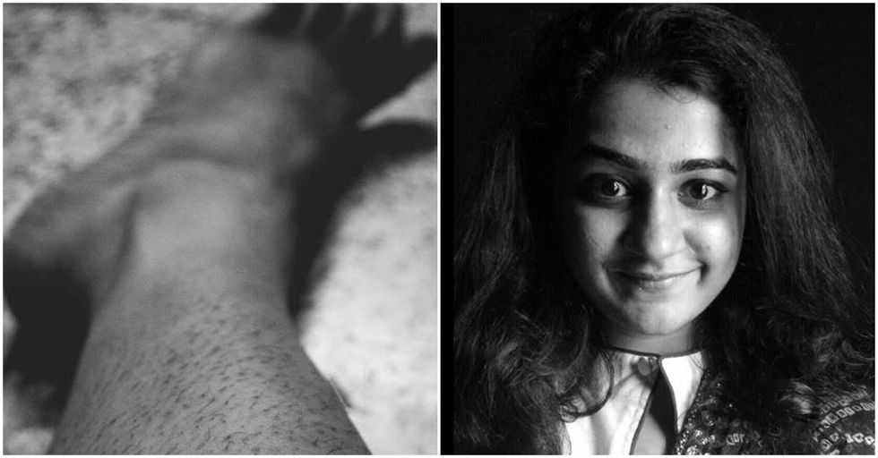 Naina Kataria's Powerful Poem About Her Body Hair