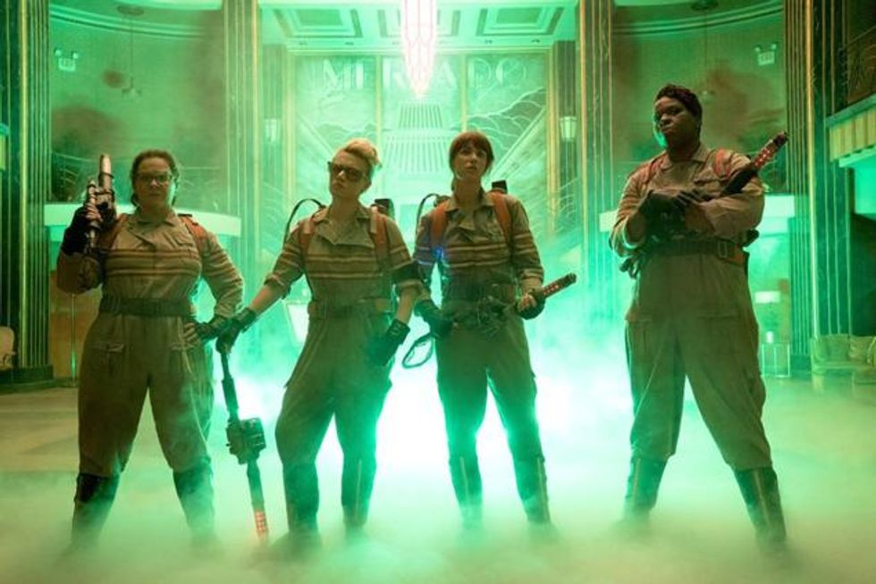 Ghostbusters Director Fighting Back Against Internet Trolls