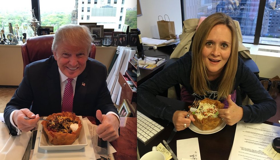 The GOOD Report Card: Samantha Bee Skewers Trump, Woody Allen Scares Everyone