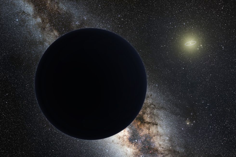 Meet Planet X, The 'Killer'Giant Lurking At The Edge Of Our Solar System