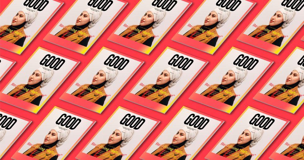 Meet the 2016 GOOD 100