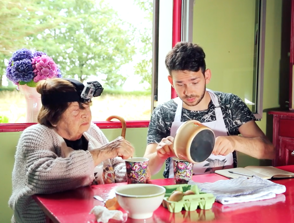 Please Give These Awesome Grandmas Their Own Cooking Show