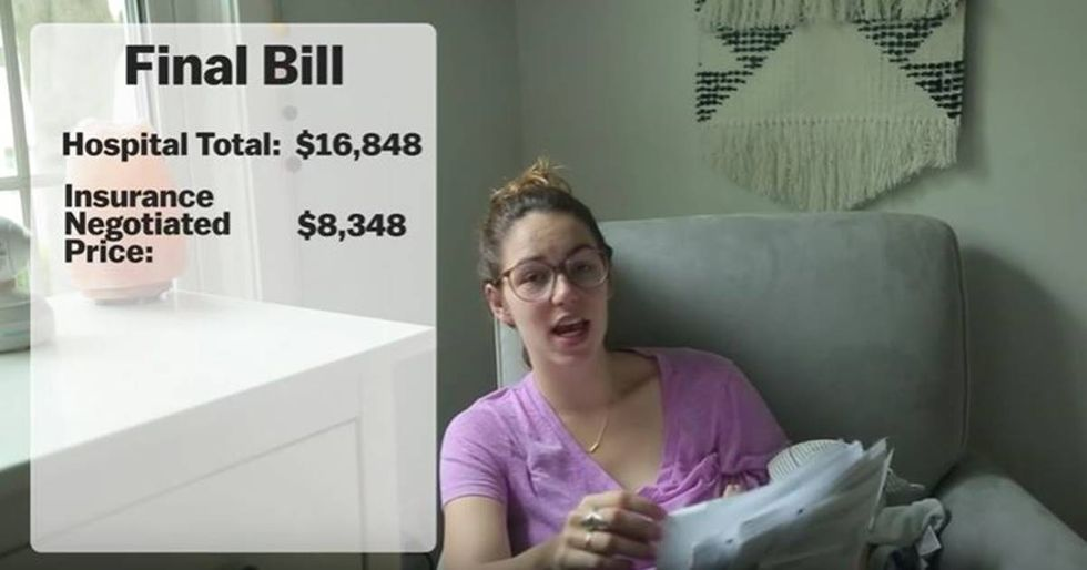 Father Asks 'How Much Does It Cost To Have A Baby?'