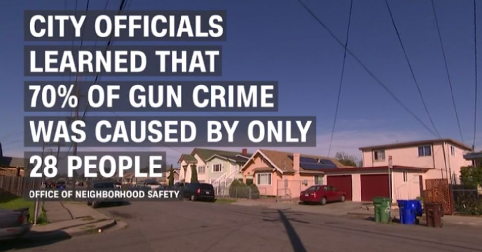 This City Pays Criminals To Not Commit Crimes