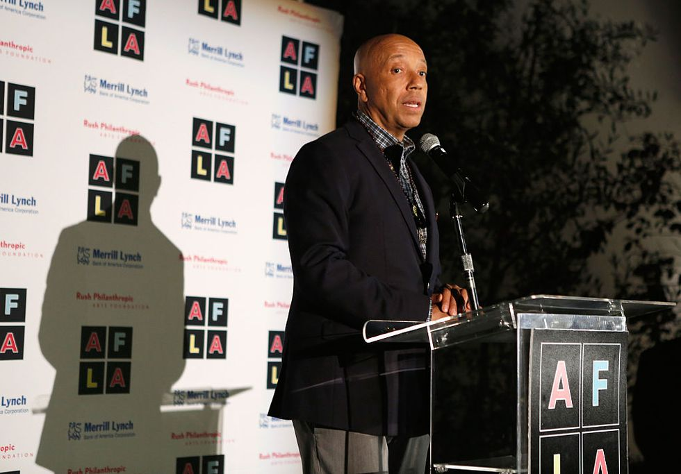 Hip-Hop Mogul Russell Simmons Launched a Credit Card To Help Poor People. What Went Wrong?