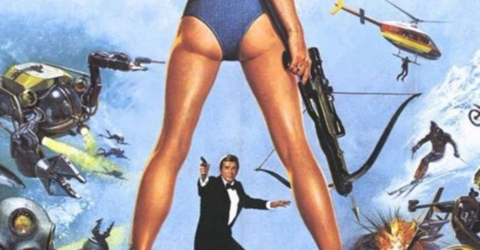 Headless Women of Hollywood Exposes The Objectification Of Women On Movie Posters