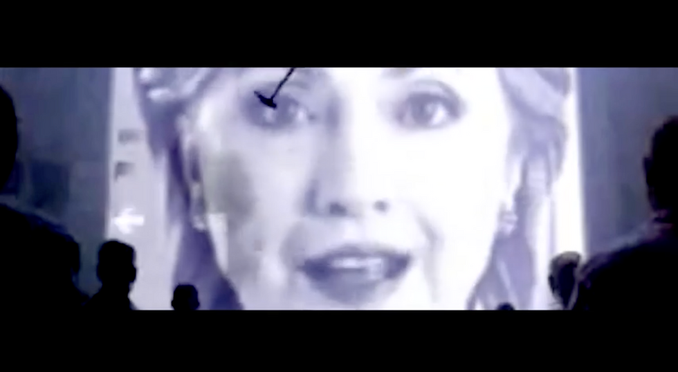 This New Hillary Clinton Ad Has Everything