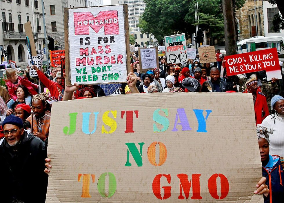 Why This Mom Is Taking On Monsanto Protesters