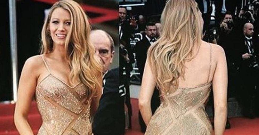 Blake Lively's 'Oakland Booty' Post Has People Fired Up