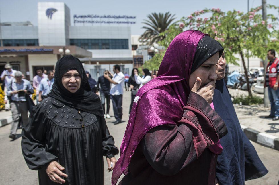 The Latest On EgyptAir's Plane Crash