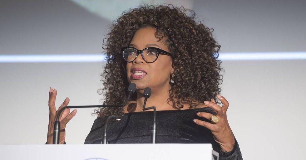 Oprah Winfrey's Life-Changing Advice On Failure