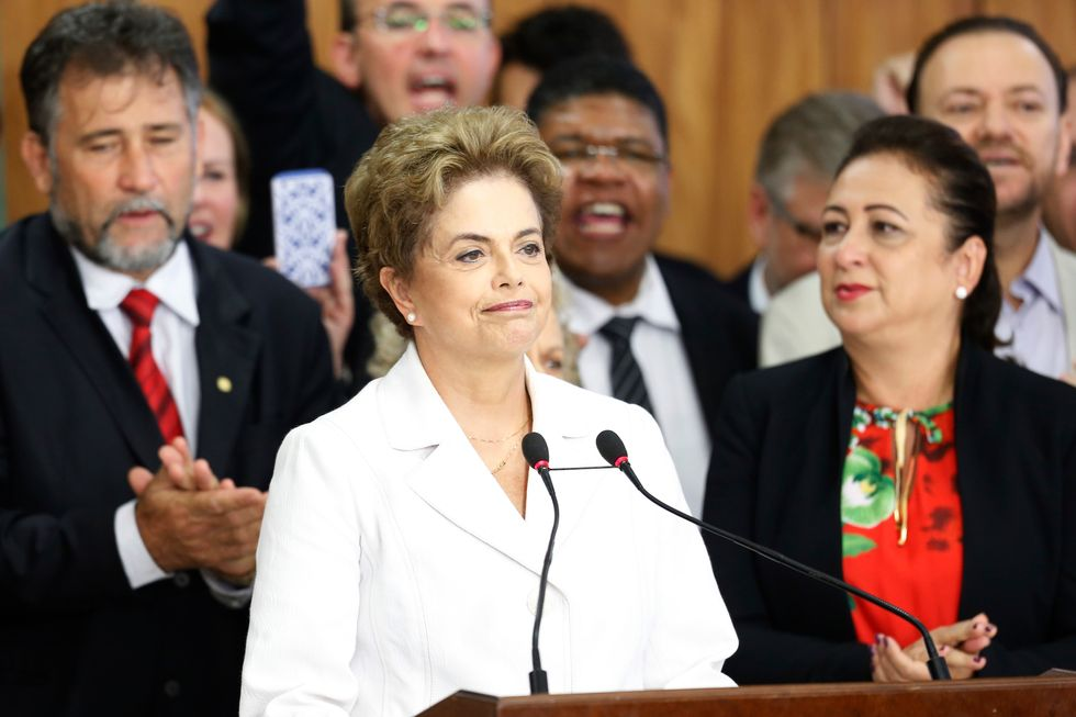 England Just Lobbed A Transoceanic Condemnation Of Brazil's Government