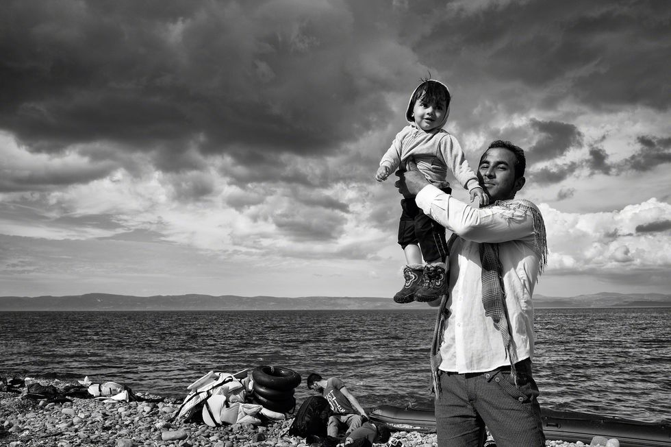 Faces Of The Global Refugee Crisis