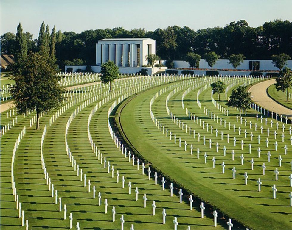 A Visual Ode to Our Military Cemeteries Abroad